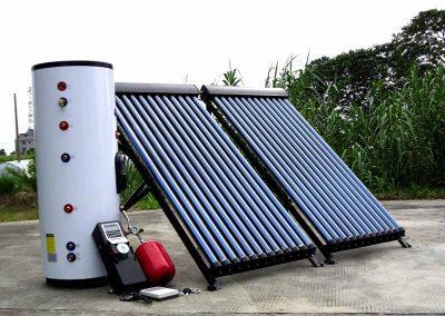 güneş enerjisi ve boyler sistem 2